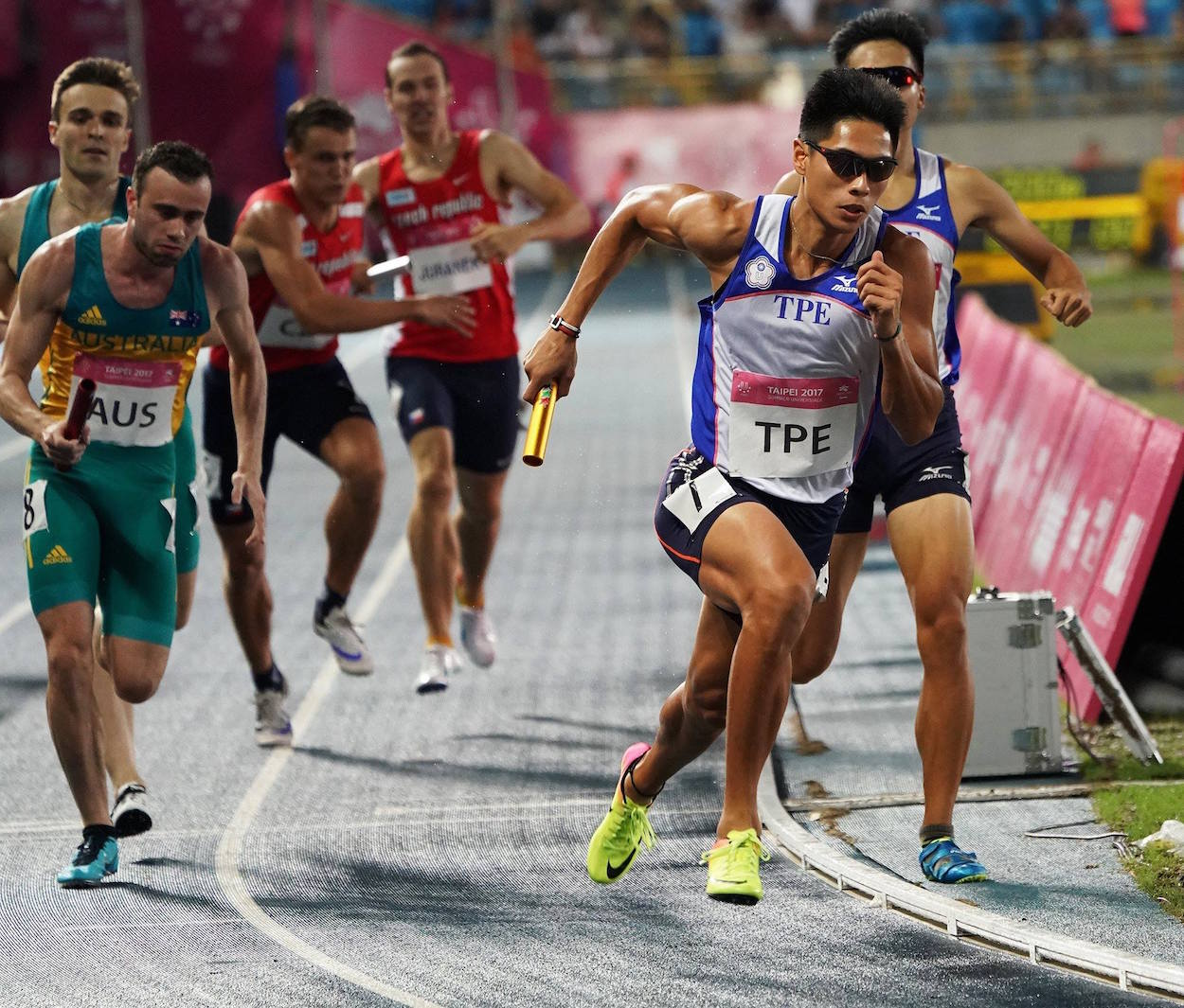 Chinese Pressure Causes Taiwan To Lose Hosting Rights For East Asian Youth Games